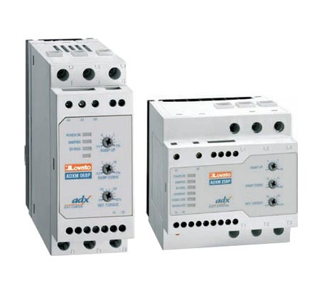 Lovato Adx Soft Starters Pumps And Electric Motors