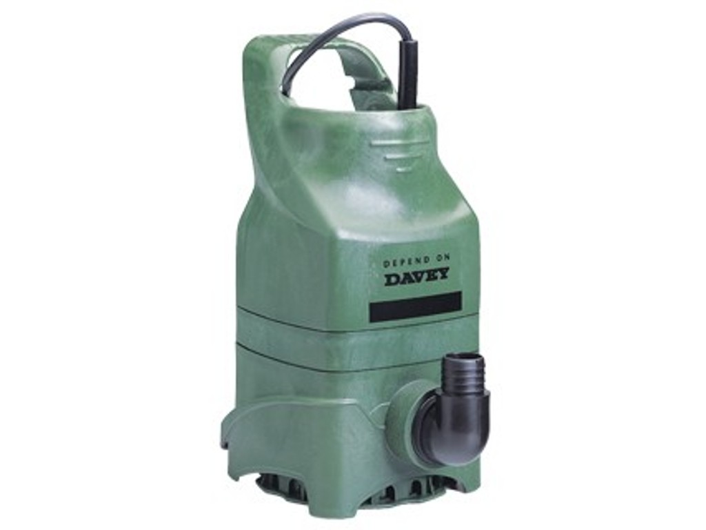 Davey submersible pond pump dynapond pond pump for Large pond water pump