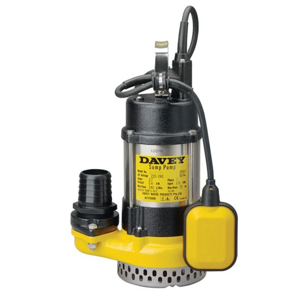 Davey Submersible Dewatering Pumps