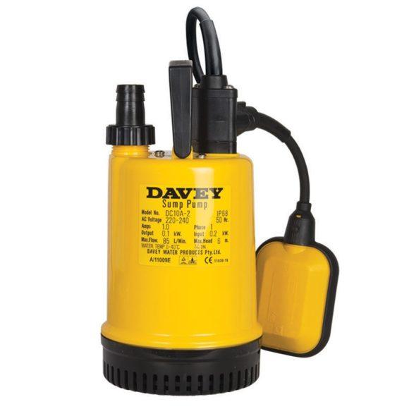 Davey DC10A Sump Pump
