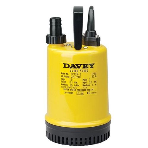 Davey DC10M Sump Pump Adelaide