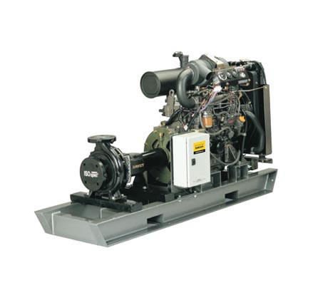 Davey ISOspec Engine-Driven Pumps