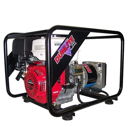 Dunlite Heavy Duty Portable Generators
