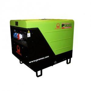 Pramac Portable Industrial genpakcs