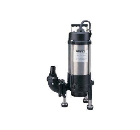 Davey Submersible Grinder Pumps