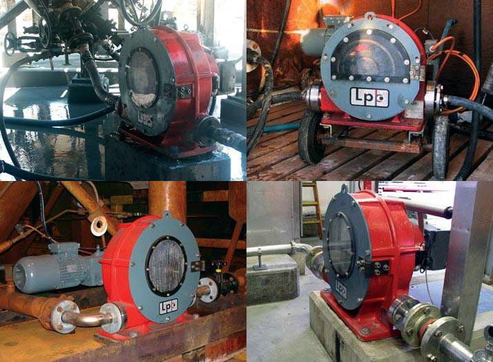 Flowrox Lpp T Peristaltic Transfer Pumps