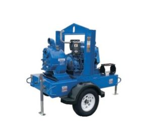 Super T Series Engine-Driven Trash Pumps