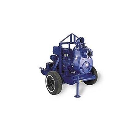 10 Series Engine-Driven Trash Pumps