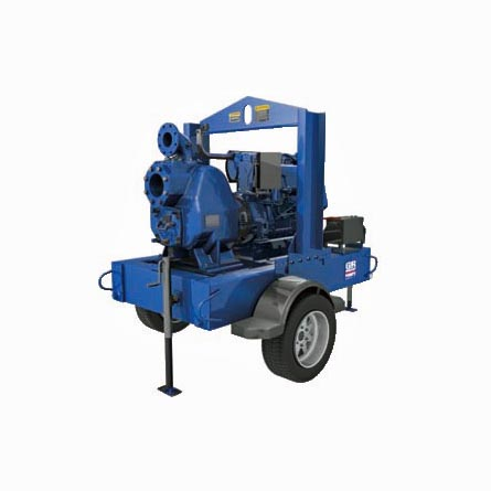 Ultra V Series Engine-Driven Trash Pumps