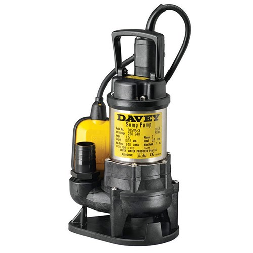 Davey Submersible D15VA