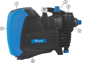 ClayTech ePump Variable Speed Pump