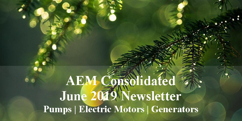 AEM June newsletter