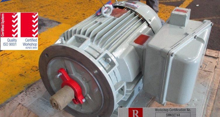 Ex n motor repairs